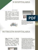 nutricion hospitalaria