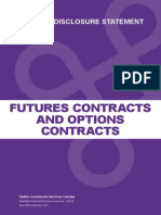 PDS Futures and Future Options