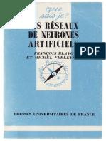 Réseaux de neurones artificielles  de François Blayo