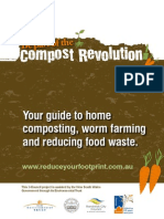 Your guide to home composting, worm farming and reducing food waste