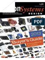 Vision Systems Design Buyer's Guide March 2013