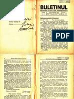 Buletinul Sf Episcopii 1946