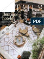 Boutique Hotels article