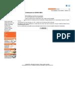 Instruções para liberação da Senha WEB para Emissão de Nota Fiscal de Serviço