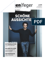 Ausgabe 26, 2014 des strassenfeger - Schöne Aussichten