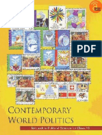[NCERT] Contemporary World Politics