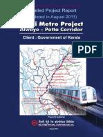 Kochi Metro-DPR Part 1