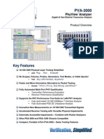 PhyView Analyzer 3000 Product Overview
