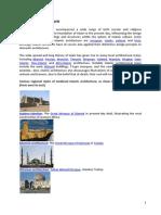 X 006 Islamic Architecture
