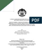 Laporan Akhir PKM-M Sekolah Cherrya.pdf universitas indonesia 2013