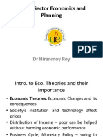 Power Sector Economics