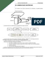 TD-Poulie Embrayage Centrifuge PFD