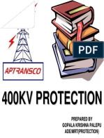 400kv Protection