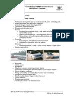 1. CRI_PSD-BG Course Outline 2013