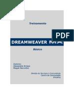 Treinamento Dreamweaver Básico