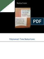 Reductionjgjgs Lecture Slides
