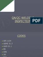 QA QC Welding