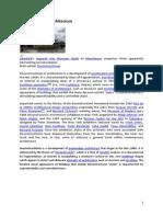 X 024 Deconstructivist Architecture