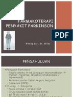 Antiparkinson 2012