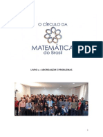 Livro o Circulo Da Matematica Do Brasil