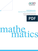 Gcse Math Revised Support 5878