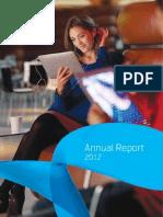 Telenor Group Annual Report 2012