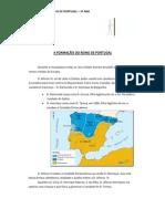 Resumo a Formacao Do Reino de Portugal
