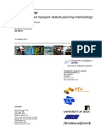 2010 10 Ten-t Planning Methodology