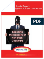 Non Stick Cookware Danger Special Report