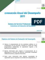 Presentacion Del Sed Anual 2012