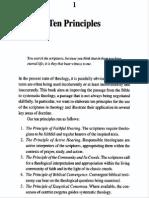 _O´Collins - Los diez principios bíblico - hermenéuticos