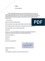 Electrocardiogram Handouts (1)