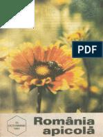 Romania Apicola 1991 Nr.10 Octombrie
