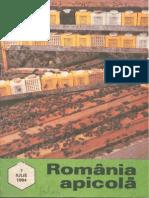 Romania Apicola 1994 Nr.7 Iulie