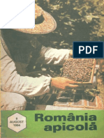 Romania Apicola 1994 Nr.8 August