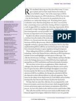 RNAi editorial