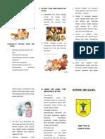 LEAFLET Nutrisi Bumil