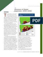 Global urban expansion