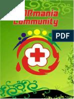 PMRmania Documentation Report 2010-2012