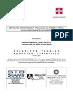 Relazione Tecnica Progetto Biella