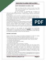 REGLAMENTO TECNOLÓGICO DE CARNES PERÚ-COLOMBIA