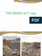 The Mines Act