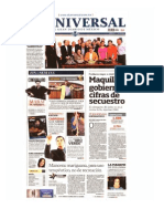 Gcpress.portadas Primeras Domingo 16 Feb 2014