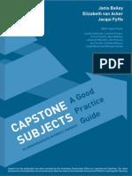 Capstones_GoodPracticeGuide