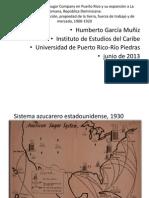 Humberto Garcia Muniz -La SPRSCO, De Guanica a La Romana, AHEC, Junio 2013 Copia