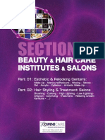 Beauty & Hair Care Institutes