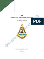 Archers Handbook 2013rev01