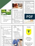 Leaflet Tetanus