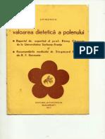 Valoarea Dietetica a Polenului 17pag