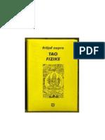 Tao Fizike - Fritjof Capra